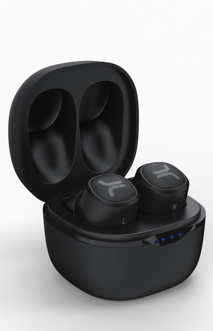 Black True Wireless Ear Buds