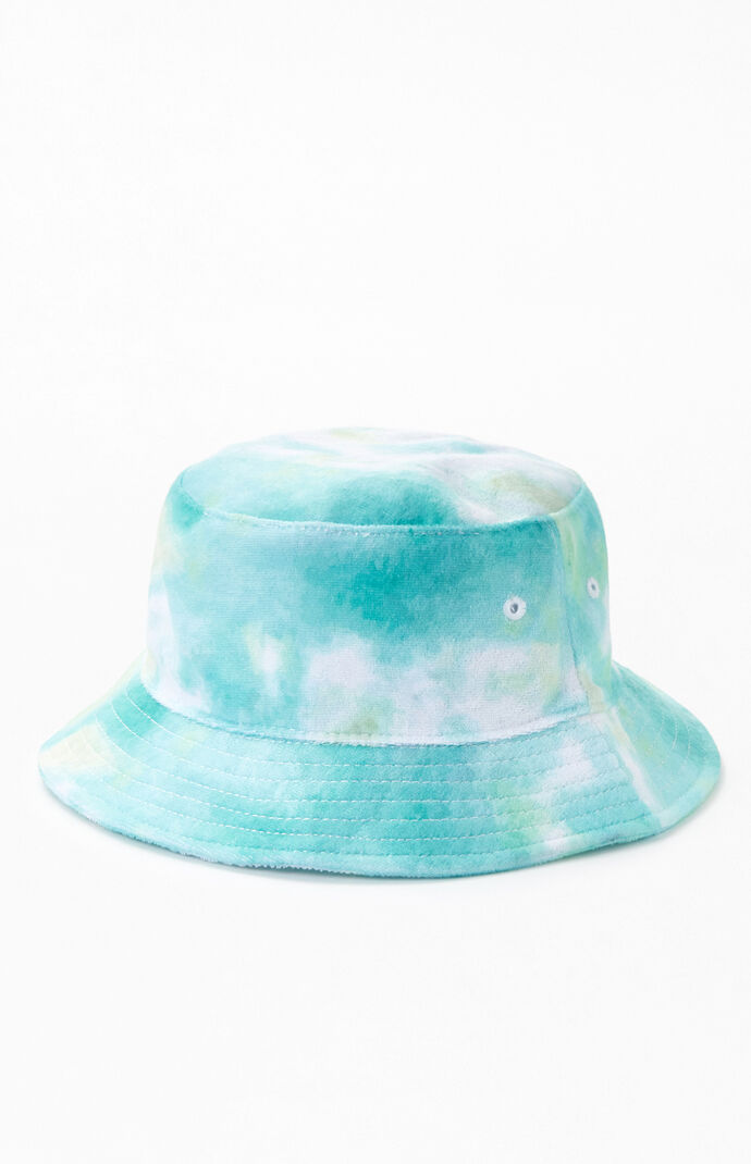 Tie-Dyed Bucket Hat