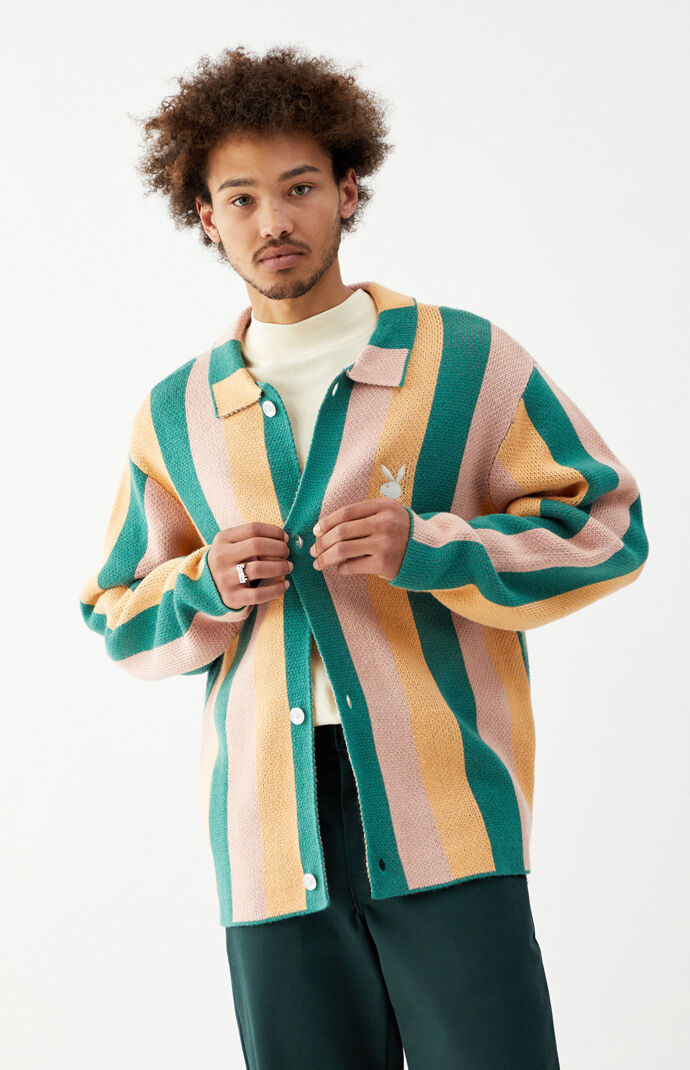 By PacSun Malibu Button-Down Sweater