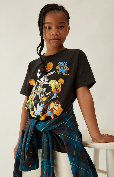 Kids Space Jam A New Legacy T-Shirt
