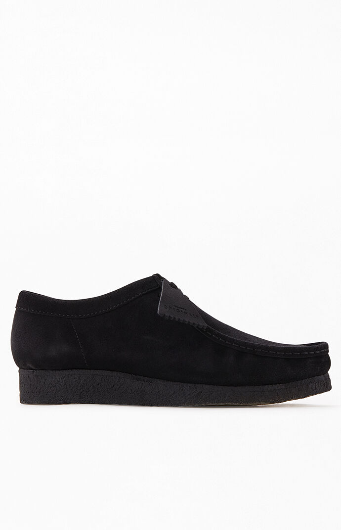 Black Wallabe Shoes