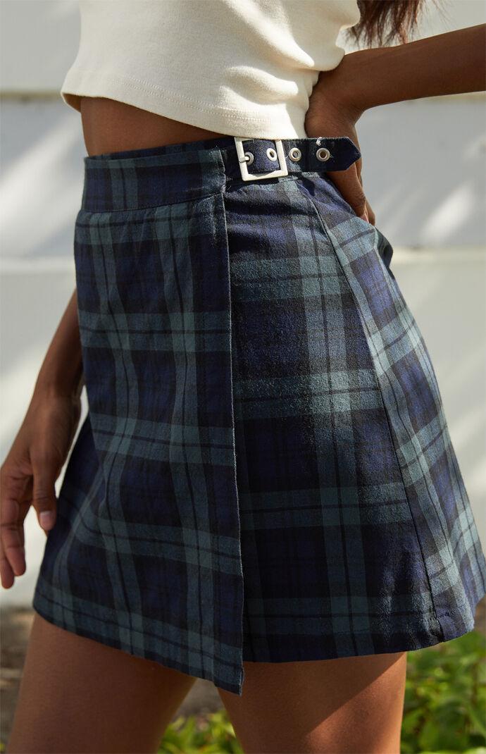 Emerson Plaid Skirt