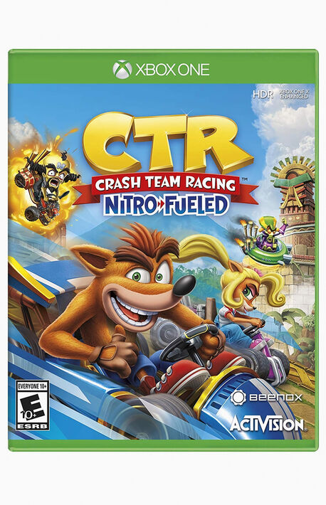 Crash Team Racing Nitro-Fueled XBOX ONE Game