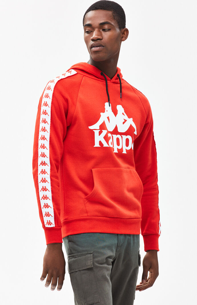 b7840fddf8 Kappa Authentic Banus Pullover Hoodie | PacSun