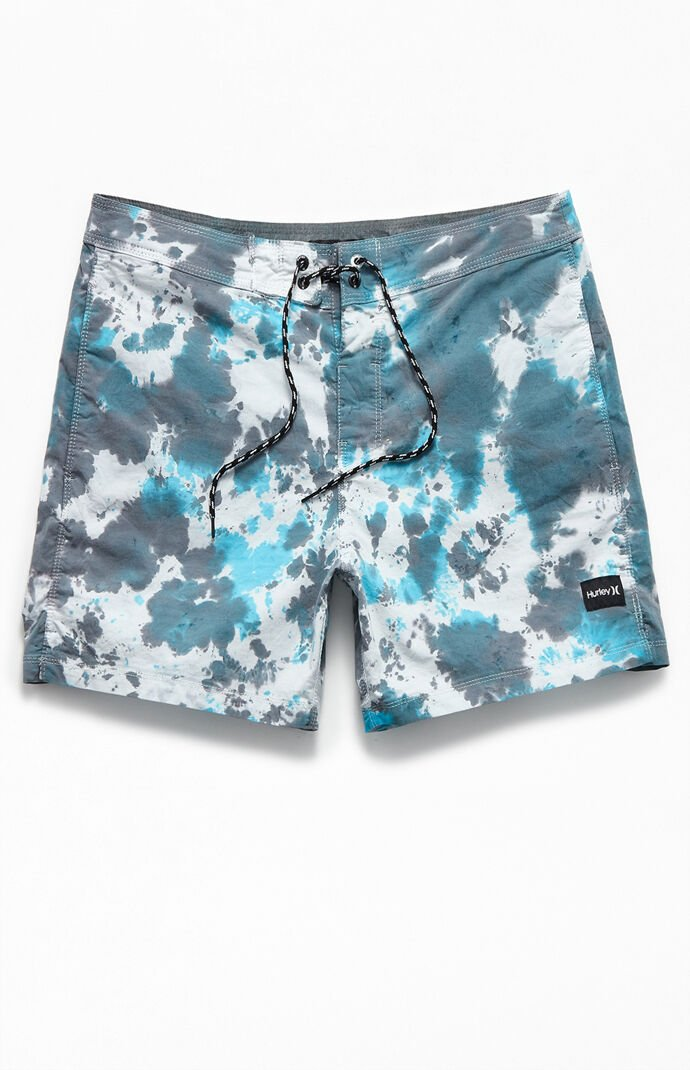 "Session Tie-Dyed 16"" Boardshorts"