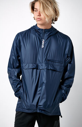 Packable Anorak Jacket