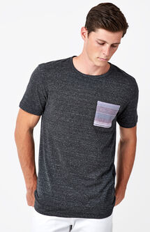 Shipley Print Pocket T-Shirt