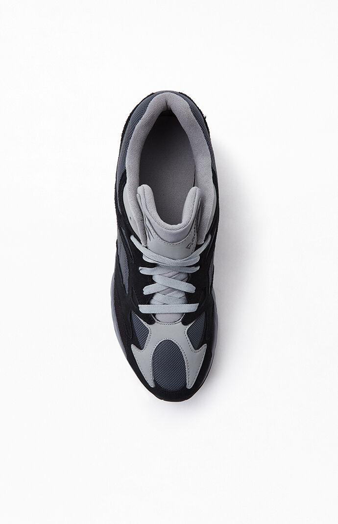 Black & Gray Aztrek 96 Shoes