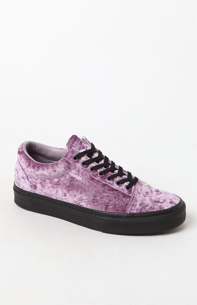 Vans Women s Velvet Old Skool Sneakers at PacSun.com fe438cb98