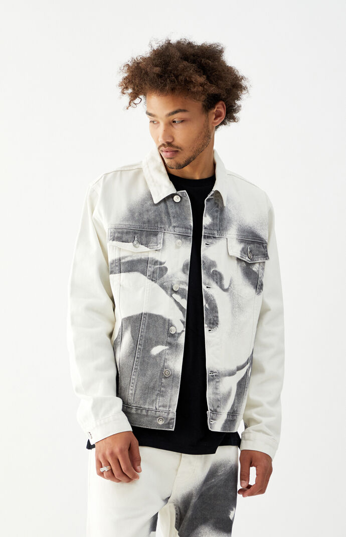 By PacSun Classic Fit Trucker Jacket