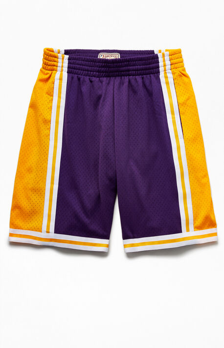 Swingman Lakers Basketball Shorts