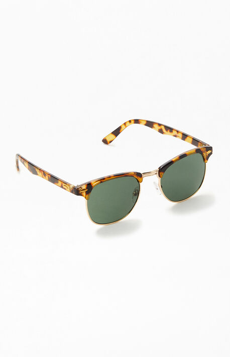 Small Metal Tortoise 50Fifty Sunglasses