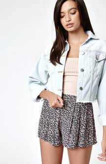 Coastlines Denim Jacket