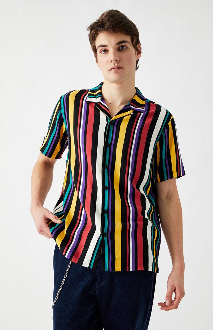 Strauss Short Sleeve Camp Shirt