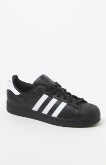 Superstar Low-Top Black & White Shoes