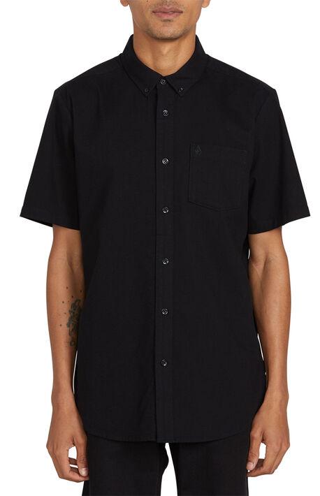 Everett Oxford Short Sleeve Button Up Shirt