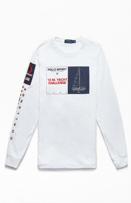 Oceans Challenge Long Sleeve T-Shirt