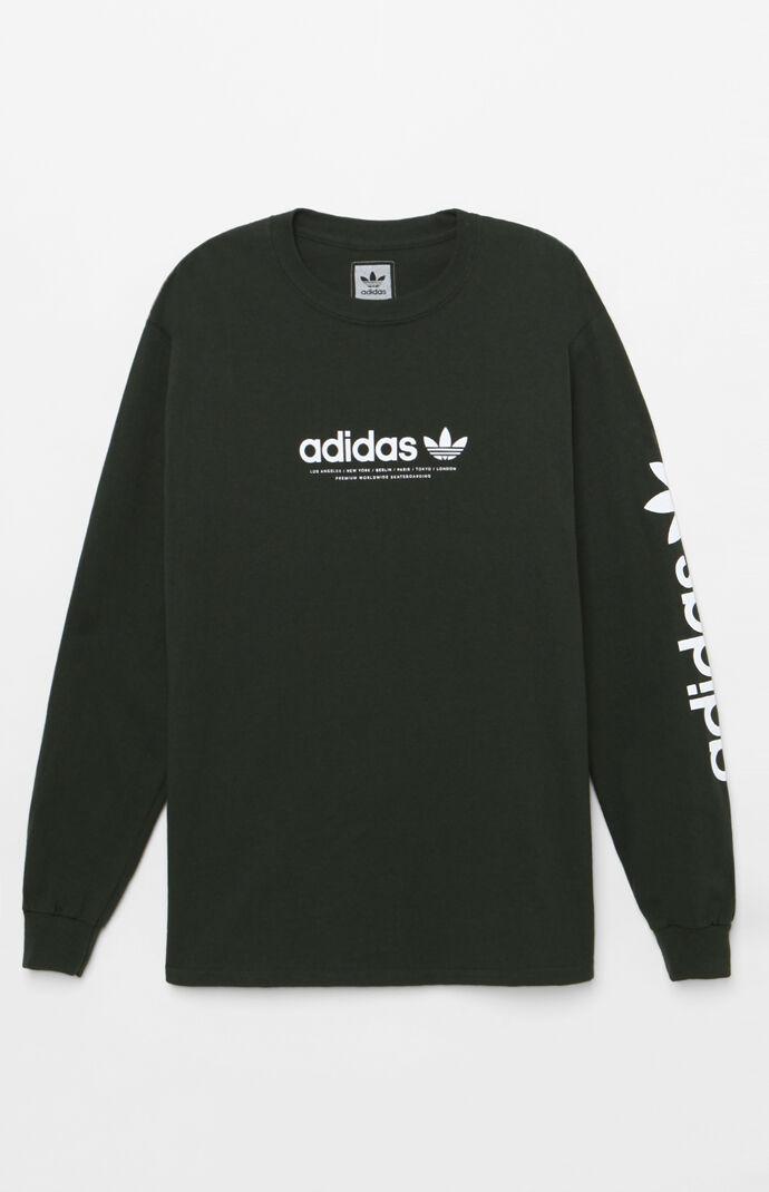 adidas long sleeve t shirt