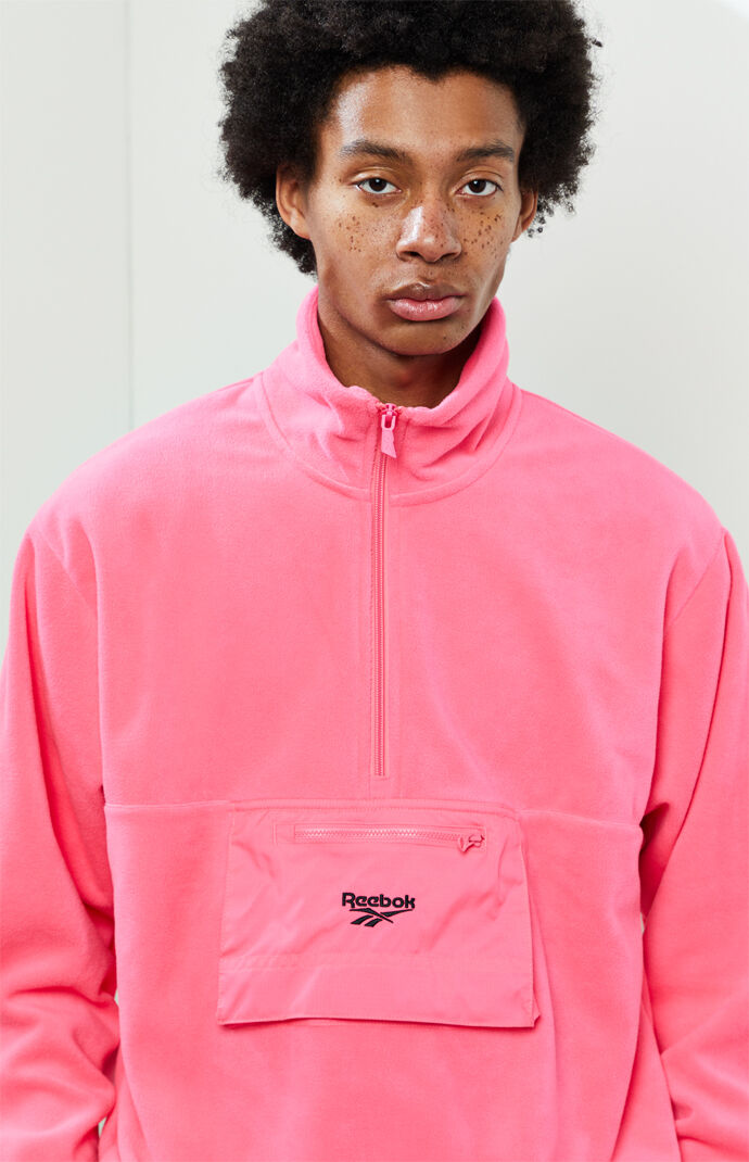 Half Zip Polar Fleece Anorak
