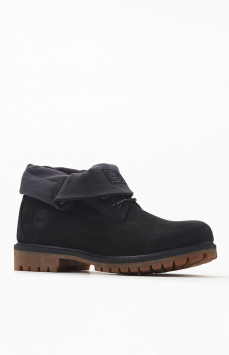 Heritage Rolltop Boots
