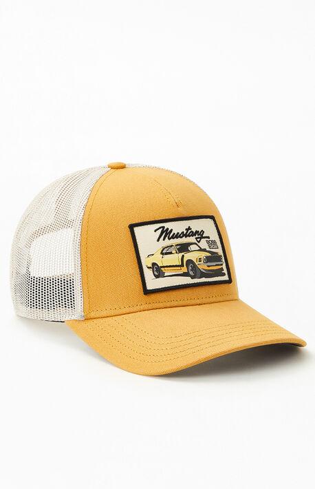 Mustang Trucker Hat