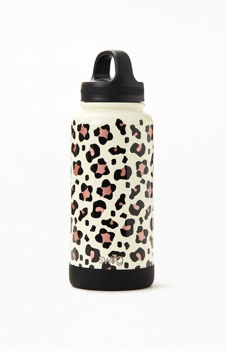 Luxy Leopard 30 oz. Water Bottle