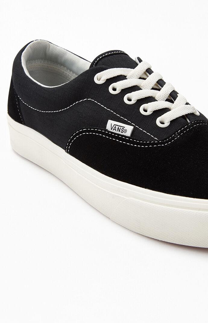 Vans Black Ripstop ComfyCush Era Shoes | PacSun