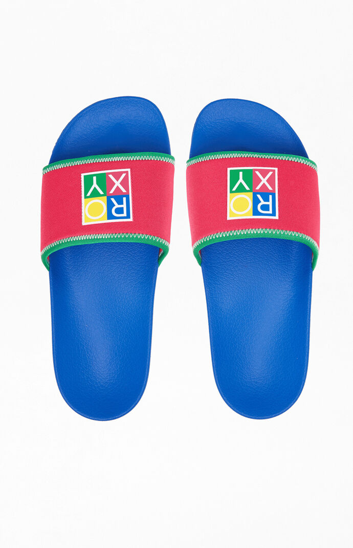 Slippy Neo Slide Sandals