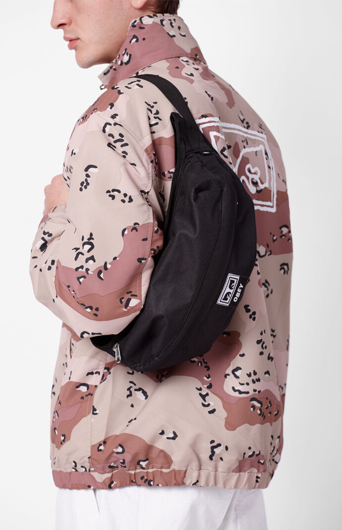 3739a9a387 Obey Drop Out Sling Bag at PacSun.com