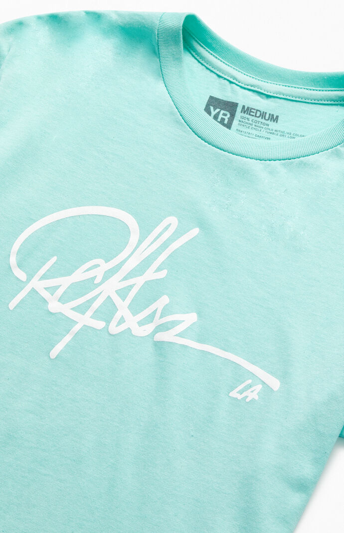 Mint Signature T-Shirt
