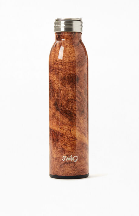 Black Walnut 20 oz. Water Bottle