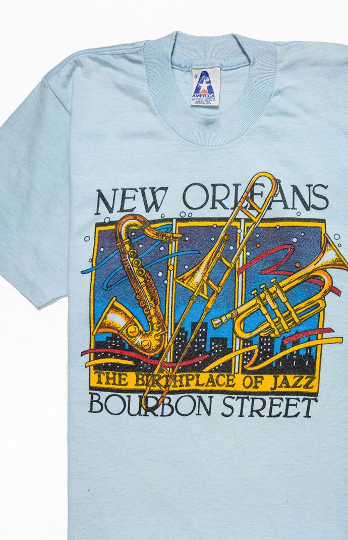GOAT Vintage Birth Of Jazz T-Shirt   PacSun