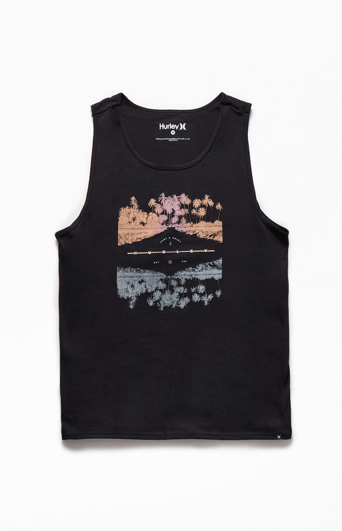 From Above Tank Top