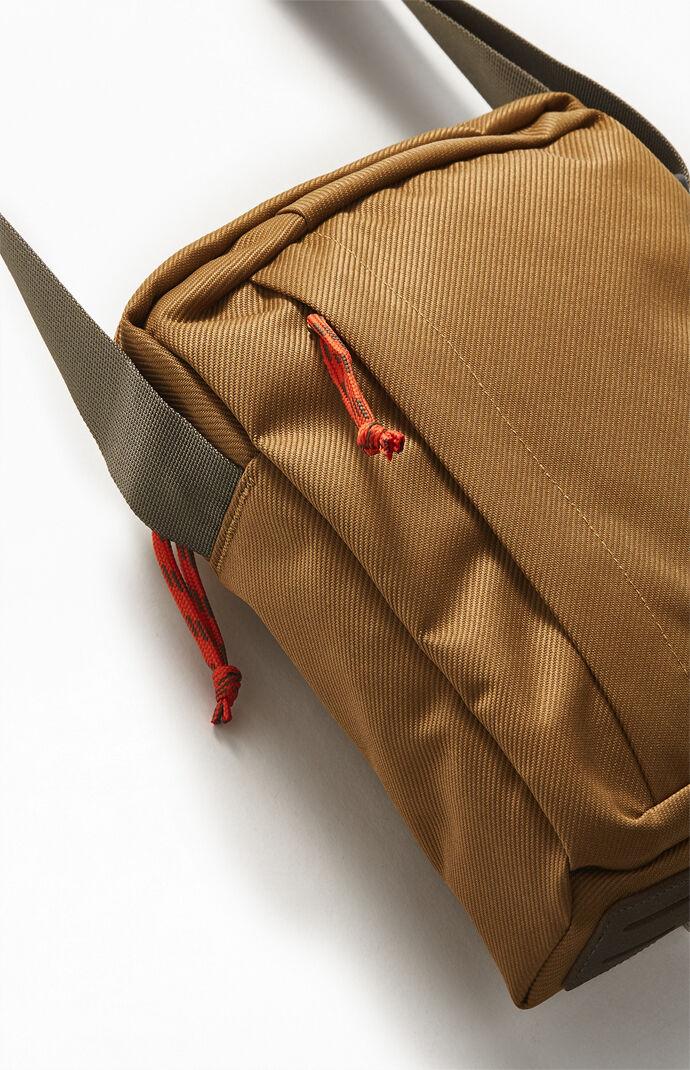 Khaki Explore Bardu II Cross Body Bag