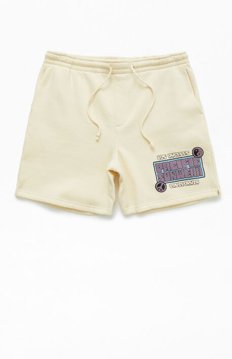 California Sweat Shorts