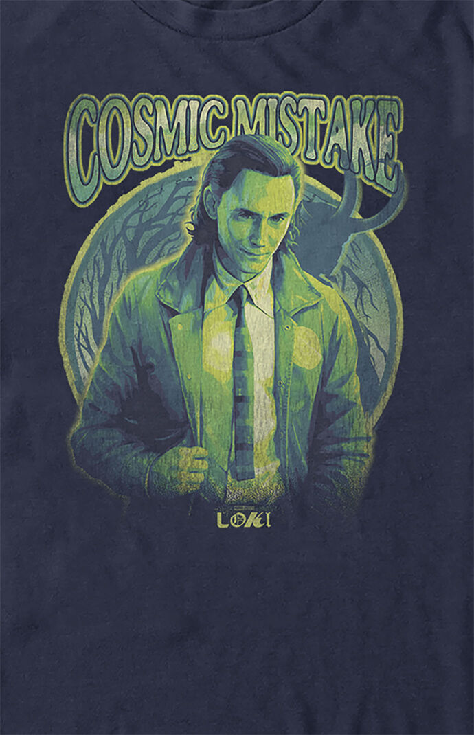 Cosmic Mistake T-Shirt