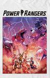 Power Rangers Retro T-Shirt image number null