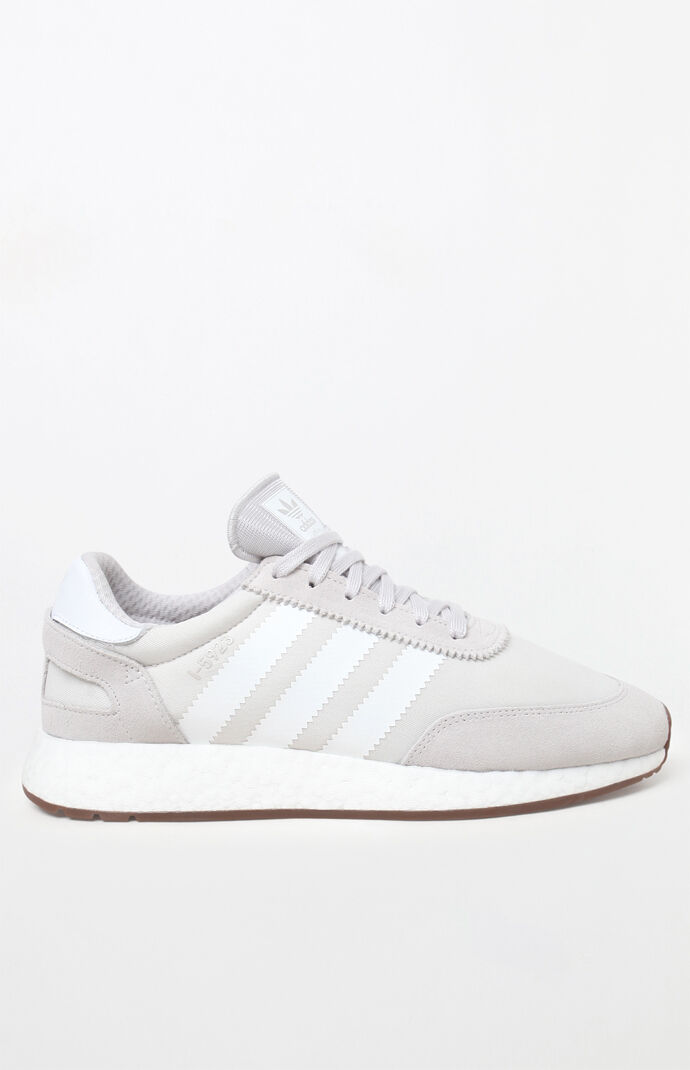 adidas I 5923 Grey & White Shoes | PacSun