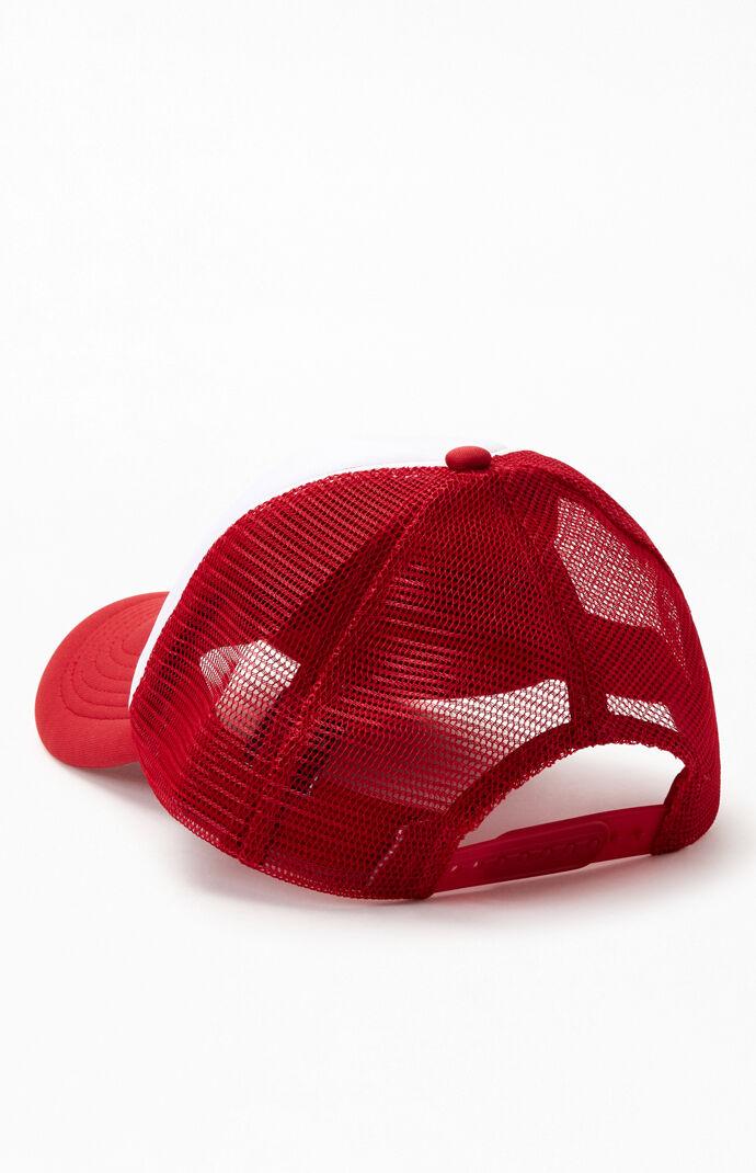 Overrated Snapback Trucker Hat