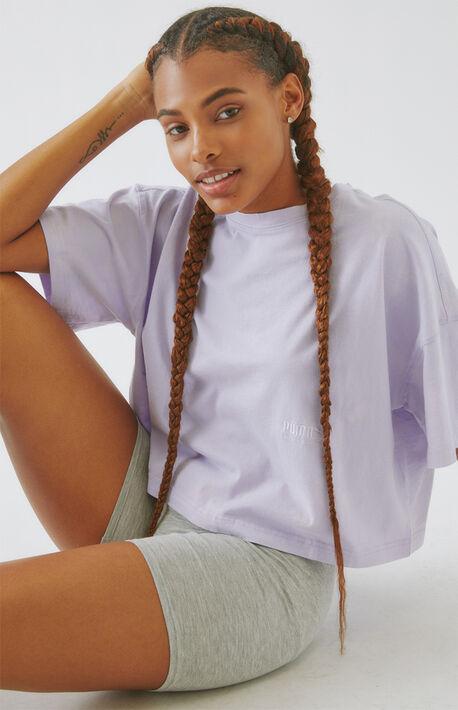 Lilac MMQ T-Shirt