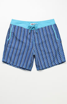 Zig Zag Swim Trunks