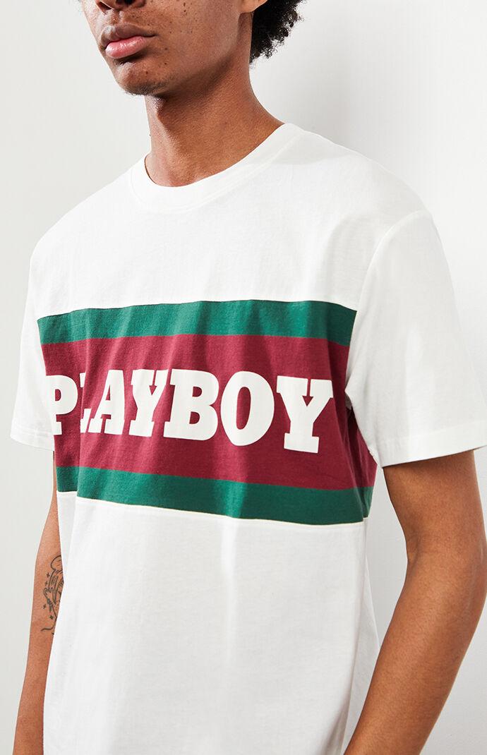 By PacSun Block Stripe T-Shirt