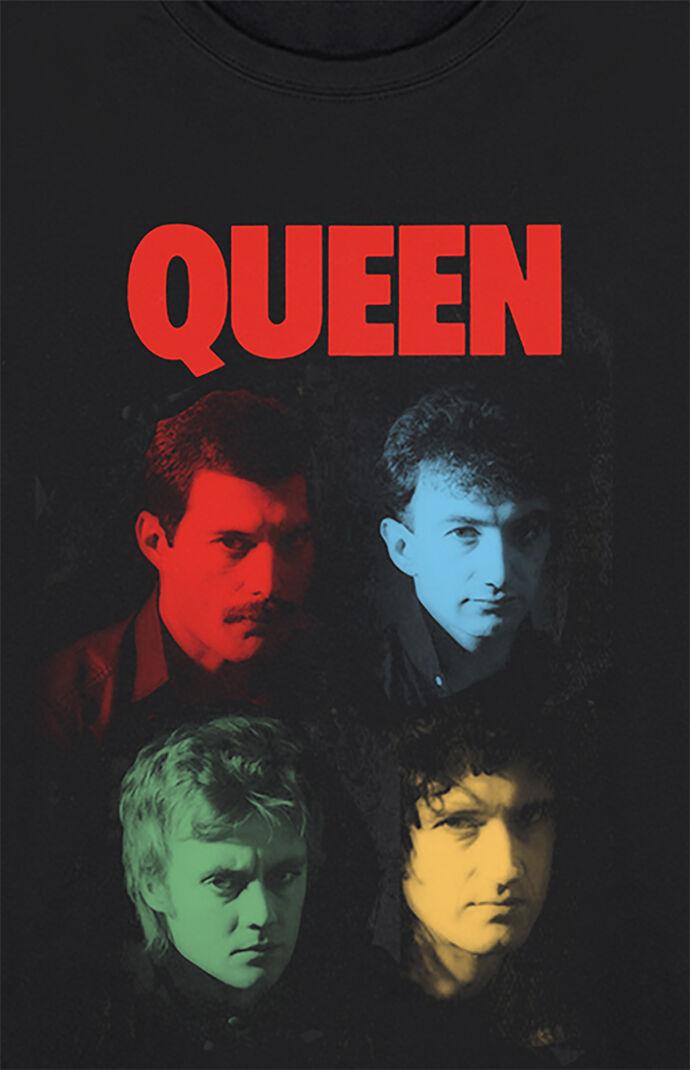 Queen Band Portrait T-Shirt