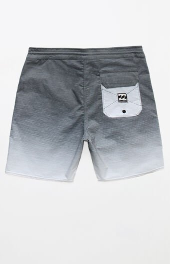 """All Day LT Faded 19"""" Boardshorts"""