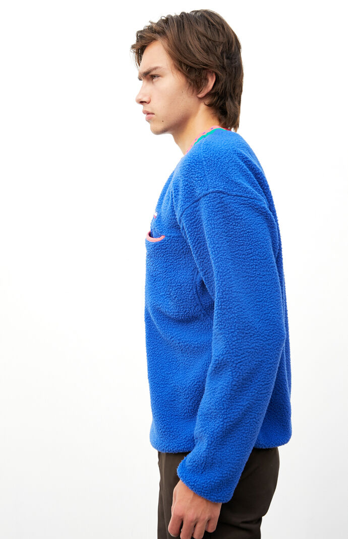 Wapitoo Fleece Crew Neck Sweatshirt