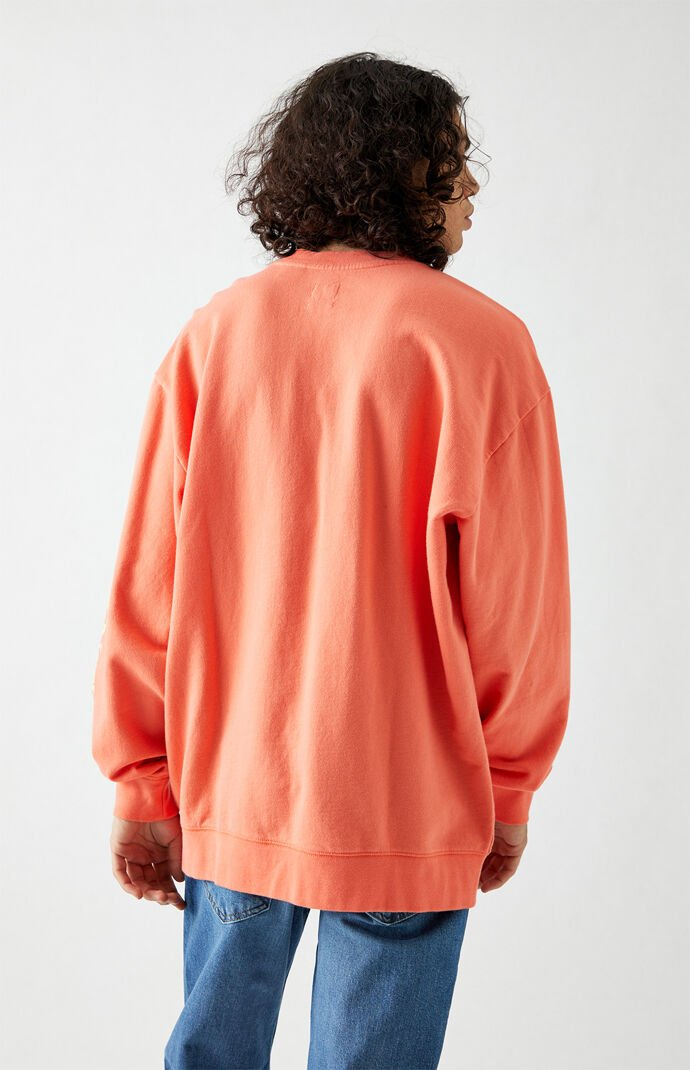 Oversized Crew Neck Sweatshirt
