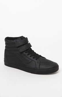 Mono Leather Sk8-Hi Reissue V Shoes
