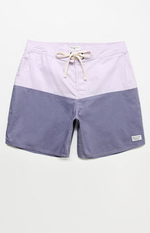 "Colorblock 18"" Boardshorts"