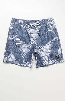 "Aloha 16"" Swim Trunks"