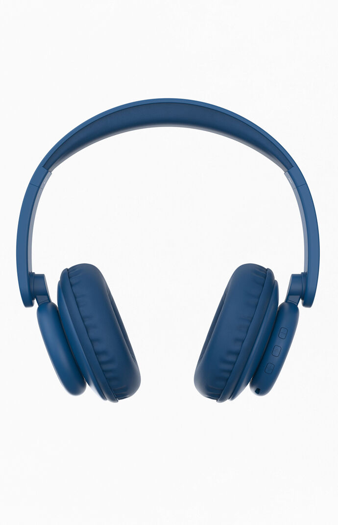 Navy On-Ear Headphones